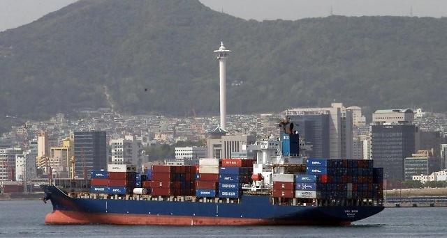 韩国6月中旬出口同比增长24.4%