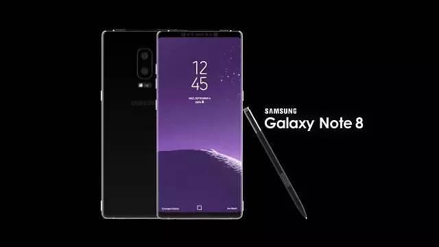 8月下旬纽约见!三星Galaxy Note8发布时间公布