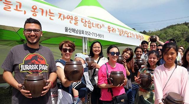 在韩生活外国人破200万大关 占总人口4%