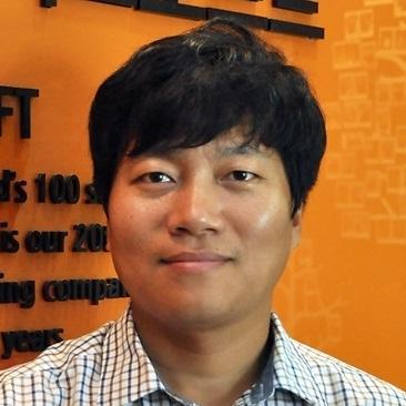 오진연 지란지교컴즈 대표