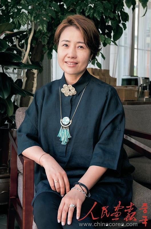 [인민화보]헤어디자이너 정해란,  중국에서의 '뷰티' …