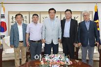 충남도의회, 충남 생산 사계절 컬링 상해 수출길 '가교역할'