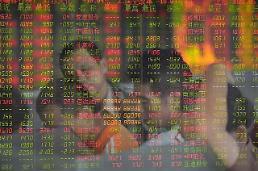 [중국증시 마감] MSCI 편입 종목 40% 차지한 금융株 나홀로 강세…상하이종합 0.28% 하락