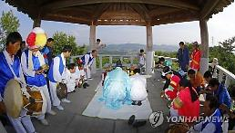 [PHOTO] Rural villagers pray for rain