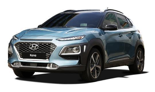 现代汽车明年在中国市场推出新车KONA