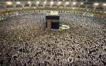 사우디 메카서 대모스크 테러 미수..용의자는 자폭 사망