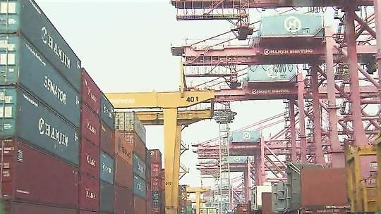 受益于半导体出口向好 今年韩国贸易额或时隔3年破1万亿美元