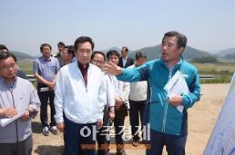 """김동일 보령시장,""""지속되는 가뭄 항구적인 대책 마련 시급"""""""
