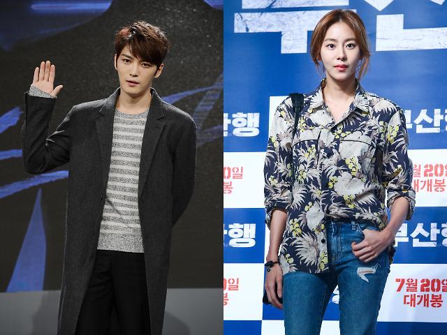 ジェジュン&ユイ、KBS新水木ドラマ「マンホール」でコミック呼吸