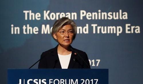 韩外长表示韩方无意推翻部署萨德决定