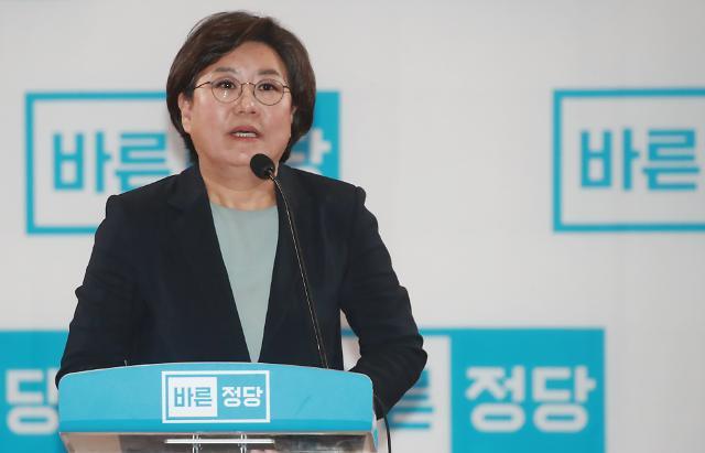이혜훈, 바른정당 신임 대표로 당선 보수 본진 될 것