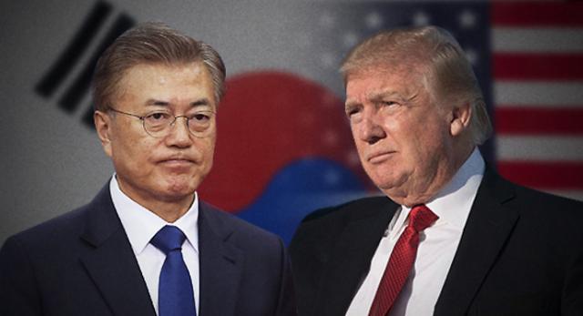 民调:近7成韩国人对文在寅政府时期韩美关系走向表乐观