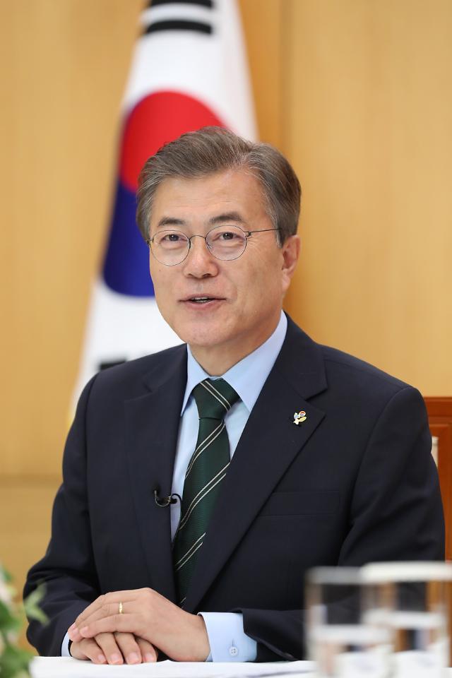 <快讯>韩国总统文在寅7月将访德会晤默克尔