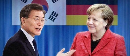 文在寅7月访德会晤默克尔出席G20峰会