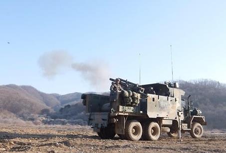 韩成功研制105毫米自行榴弹炮 明年投入量产