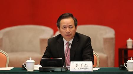 중국 신임 환경장관은 '원자력 안전 전문가'