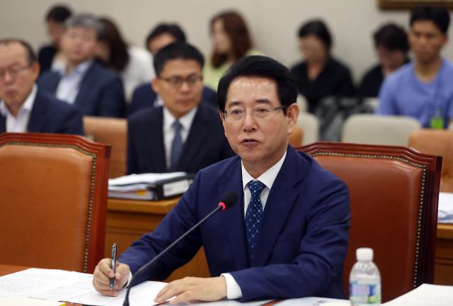 김영록 청문회,칼날 무뎌지고 의원들 민원성 질의 쏟아져제주에 종자종합관리센터 설립해야..마사회,경북 말 테마파크 지연