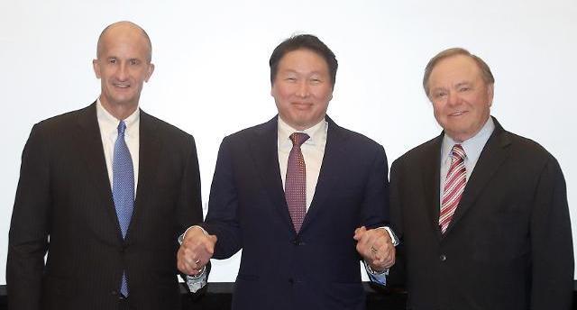 최태원 회장, 최대 7조원 투자해 美 셰일가스 개발
