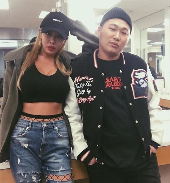 """""""强势姐姐""""Jessi7月回归  Swings参与歌词创作"""