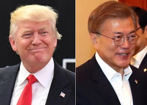 白宫:萨德非此次韩美首脑会谈主要议题