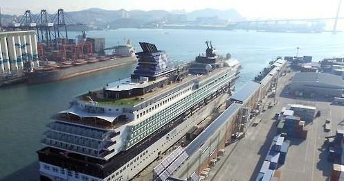 台湾邮轮下月将首停釜山港