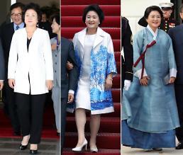 """.韩""""第一夫人""""时尚外交引媒体关注."""