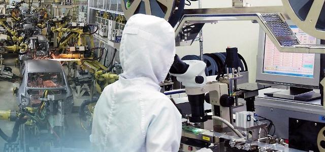 雾霾威力大于小长假 韩5月工业生产总值环比减少0.3%