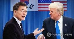 .Trump supports Moons initiative to resume dialogue with N. Korea: Yonhap.