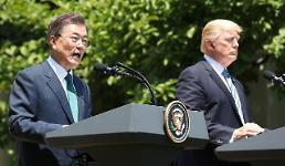 .文在寅访美行程圆满结束 《韩美联合声明》印证同盟关系稳固.