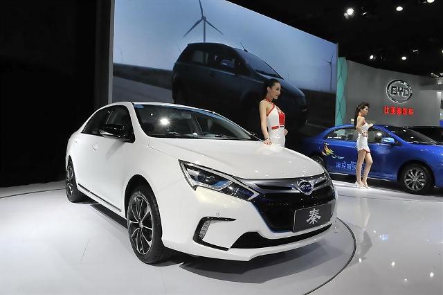 中国汽车乘破冰之势进军海外 韩国汽车出口占线亮起红灯