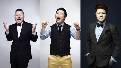 姜虎东·李秀根·全炫茂 撑起下半年综艺半边天
