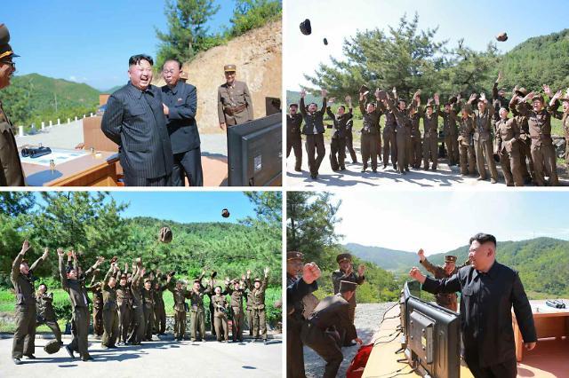 对于朝鲜发射洲际弹道导弹的三点疑问