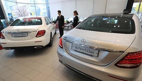奔驰6月在韩售7783辆创进口车纪录