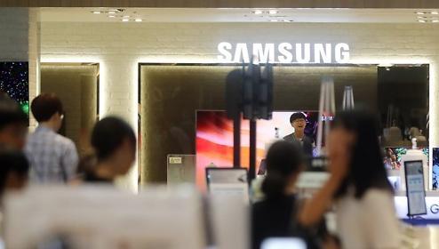 三星电子第二季营业利润14万亿韩元 同比增72%创新高