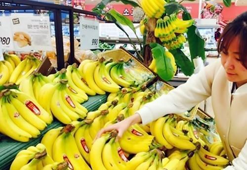 """香蕉取代苹果成韩国""""国民水果"""""""