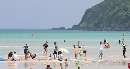 调查:逾四成韩上班族7月底8月初集中休假