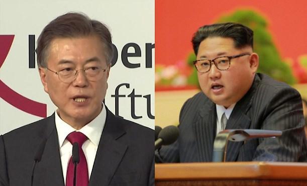 韩政府拟向朝提议举行军事和红十字会谈