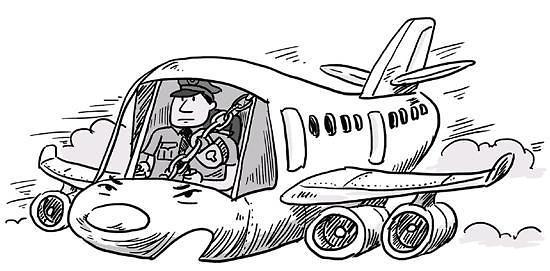 中国航企成香饽饽 吸引大批韩籍飞行员跳槽