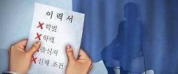 .调查:七成韩国人赞成公职招聘不问学历户籍.