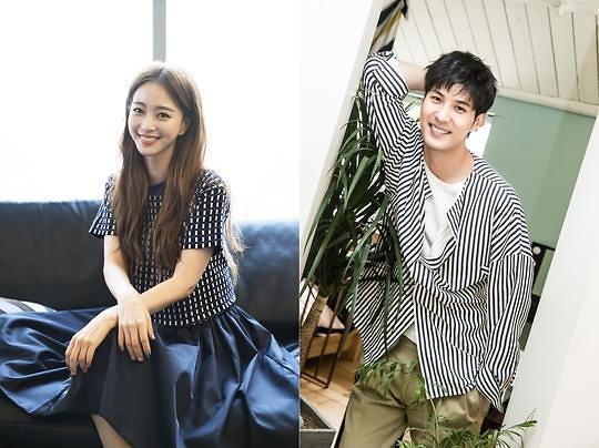 韩艺瑟金基石搭档出演MBC新剧《20世纪少年少女》