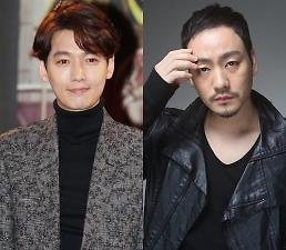 .郑敬淏朴海洙共同出演tvN新剧《机智的监狱生活》.