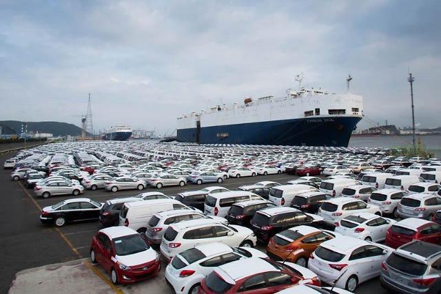 出口内需产量齐下滑 韩国汽车产业跌至金融危机时水平