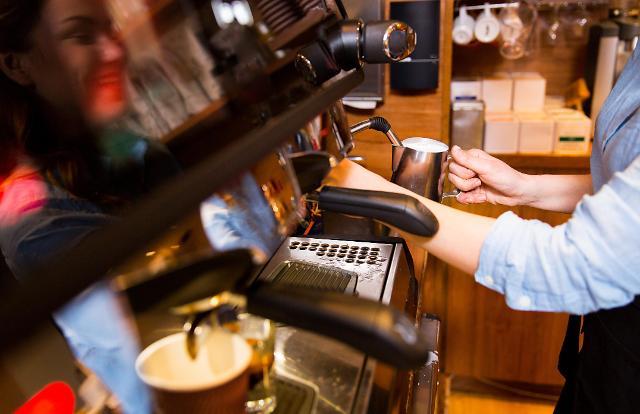 咖啡店成青年创业首选 从业人员1年间增近20%