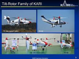 .S. Koreas tilt-rotor T-60 UAV conducts successful sea test .