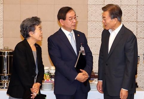 首尔市长:愿与平壤交流发展韩朝关系