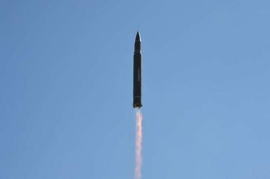 韩情报机构称朝鲜未掌握洲际导弹技术