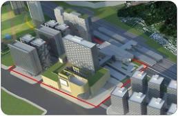 KTX송도역 복합환승센터 건립사업,민간 투자자 없어 표류중