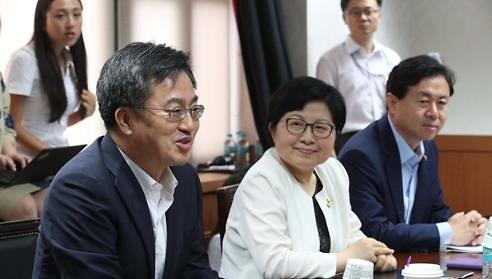 韩财长:G20峰会后韩金融市场稳定