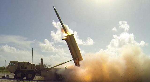 """美国防部IRBM拦截试验成功 萨德将获""""正当名分""""?"""