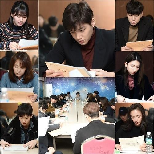 EXO成员KAI新剧《Andante》 将于10月初在KBS 1TV播出